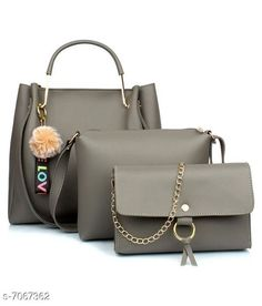 Handbags Stylish Women's Handbag Material: PU No. of Compartments: 1 Pattern: Solid Multipack: 1 Sizes:Free Size (Length Size: 28 in Width Size: 12 in Height Size: 28 in) Country of Origin: India Sizes Available: Free Size *Proof of Safe Delivery! Click to know on Safety Standards of Delivery Partners- https://ltl.sh/y_nZrAV3  Catalog Rating: ★3.9 (11897)  Catalog Name: Free Mask Stylish Women's Handbag CatalogID_1127696 C73-SC1073 Code: 116-7067362-