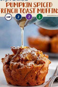 Weight Watcher Desserts, Weight Watcher Muffins, Weight Watchers Pumpkin, Weight Watchers Breakfast, Weight Watchers Program, Weight Watchers Diet, Weight Watchers Meal Plans, Ww Recipes, Low Calorie Recipes