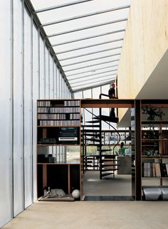 Wall House by FAR frohn architects