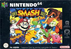 Super Smash Bros. | The Games Archiv
