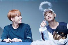 VHope || BTS J-Hope & V || Bangtan Boys Jung Hoseok & Kim Taehyung