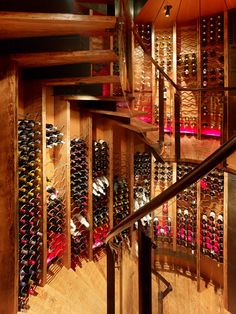 Going down the stairs with a cork screw and wine glasses wondering which ones of these to pick.