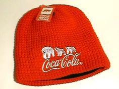 Coca-Cola 2011 Winter Hat