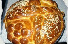 Φτιάξτε Χριστόψωμο την παραμονή των Χριστουγέννων Greek Recipes, Waffles, Pie, Breakfast, Desserts, Christmas, Food, Torte, Tailgate Desserts