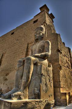 Luxor Temple  Luxor, Egypt