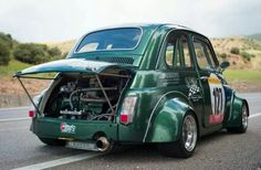 Fiat 500   You Drive   Faro Car Hire   Faro airport   Algarve   Porugal - http://www.you-drive.cc