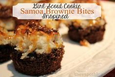 Girl Scout Cookie Inspired Recipe