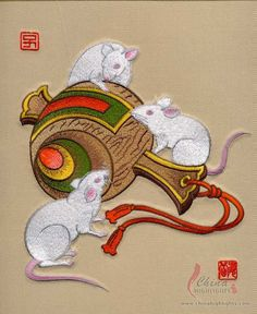zodiac rat - people born in the year of the rat are considered to be quick-witted, clever, charming, sharp and funny. They have excellent taste, are a good friend and are generous and loyal to others considered part of its pack. Motivated by money, can be greedy, is ever curious, seeks knowledge and welcomes challenges. Compatible with Dragon or Monkey.