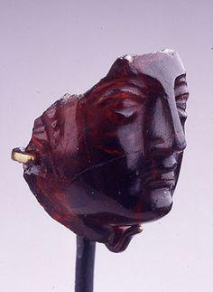Portrait of Berenike II    Greek, Hellenistic. Mid-3rd century BC.