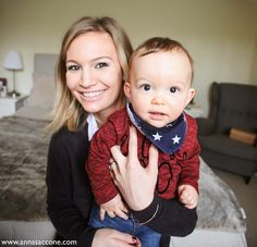 Anna Saccone: Mommy Monday