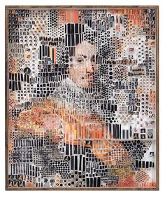 Learn to Draw Realistic Portraits in Pencil Cubist Portraits, 3d Wall Art, Color Pencil Art, Surreal Art, Learn To Draw, Drawing People, Collage Art, Collages, Textile Art
