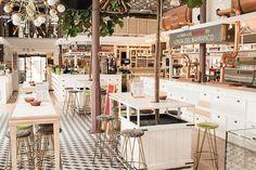 Lonja del Barranco Sevilla. O piata cum toate ar trebui sa fie