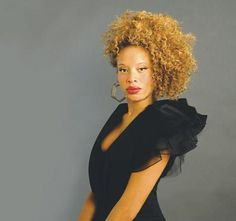 Canadian Model Stacey McKenzie......Nhappy and Proud