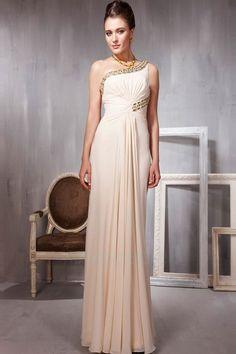 Robe style romaine soiree