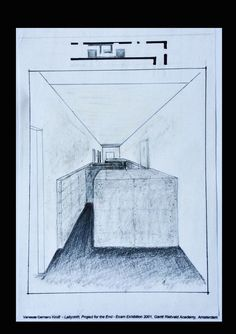Vanessa Carneiro Kindt - Project of Installation - Material: YTONG blocks