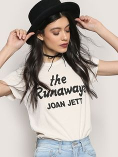 The Runaways Tee - Gypsy Warrior