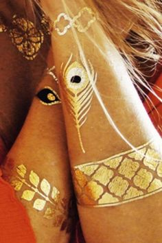 So excited to start wearing FLASH TATTOOS everyday of the Summer :D
