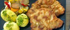Schabowe inaczej czyli przepis na soczyste i kruche kotlety - Blog z apetytem Polish Recipes, Food Allergies, Quiche, Pork, Food And Drink, Eggs, Chicken, Meat, Cooking