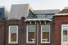 Op OBLY laten we je niet alleen volledig gerenoveerde woningen en ruimtes zien, ook zijn er genoeg kleinere renovaties en verbouwingen. Een van deze voorbeelden is een nieuwe dakopbouw van een woning