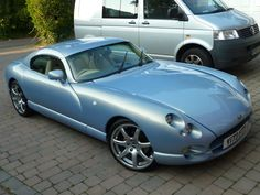 Silver TVR 1600M
