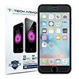 iPhone 6 Plus Screen Protector, Tech Armor High Definition HD-Clear Apple iPhone 6S / iPhone 6 Plus (5.5-inch) Screen Protector [3-Pack]