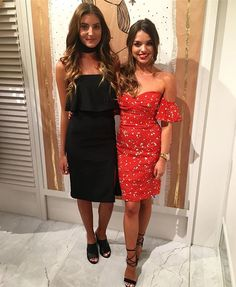 Our QLD KOOKAÏettes snapped in The Veleta Dress & Allegra Dress, available now in boutiques! xx #kookai