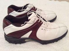 footjoy men Golf shoes contour series 54183 size 8.5 #FootJoy
