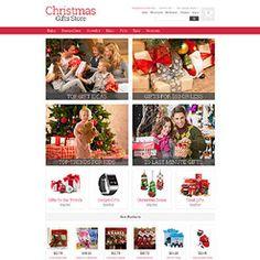 Christmas Responsive Magento Theme