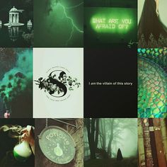 Slytherin aesthetics Demons are here. They talking with me. Because they aways understand. That I am hero without happy ending.