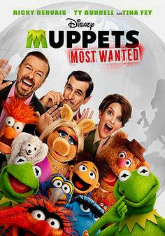 I never watched 'The Muppet Show' or saw any of the earlier movies, but this movie was surprisingly entertaining!