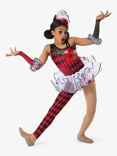 This is the costume that Sarah, Lilliana, and Presley wore for their trio on Dance Moms The Favorite Dance Moms Costumes, Jazz Costumes, Dance Outfits, Dance Dresses, Dance Skirts, Circus Outfits, Personajes Monster High, Contemporary Dance Costumes, Salsa