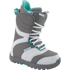Burton Coco snowboarding boots - White/Grey