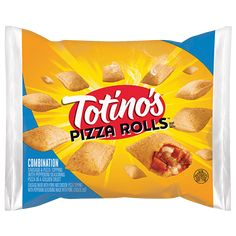 Discover the great taste of Totino's Triple Meat Pizza Rolls. Our savoury pizza bites can be oven cooked or microwaved for a quick and delicious snack. Meat Pizza, Pizza Snacks, Potato Snacks, Crust Pizza, Totinos Pizza Rolls, Mini Tartlets, Gourmet Recipes, Snack Recipes, Pizza Recipes
