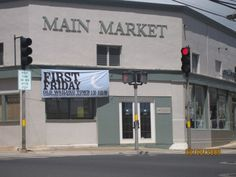 Market St. and Wailuku First Friday