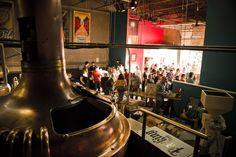 "Harriet Brewing's founder Jason Sowards: ""Craft beer is art"""