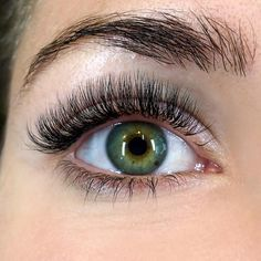 Student Volume Lash Work from Day 1 of Volume Lash Mastery Training here in Sydney #lashesonpoint