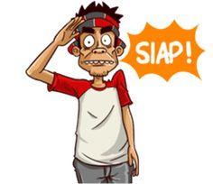Emo Cartoons, Cartoon Jokes, Cute Cartoon Pictures, Funny Pictures, Emoji People, Smiley Emoji, Joko, Line Store, Funny Stickers