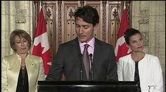 Trudeau on kneeling protest: Canada will always defend freedom of expres...