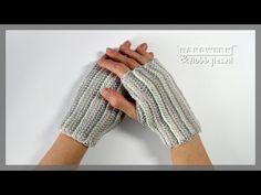 Vingerloze handschoentjes - YouTube