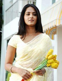 Photo 34of 41 | Anushka Shetty saree stills | AnushkaHotSareeStills-08 | Anushka Shetty photo gallery