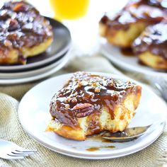 Flour Bakery Sticky Buns + Anniversary…and a GIVEAWAY!