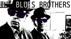 the blues brothers,jailhouse-rock Warden threw a party in the county jail Prisonband was there and they began to wail The joint was jumping and the place began to swing You should have heard those knocked out jailbirds sing Let's rock, everybody, let's rock Everybody on the whole cell block They was dancing to the jailhouse rock Spider Murphy played the tenor saxophone Little Joe was blowin' on the slide trombone The drummer boy from Illinois went crash boom bang The whole rhythm section was…