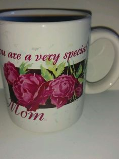 You are a very Special Mom Coffee Mug Mothers Gift