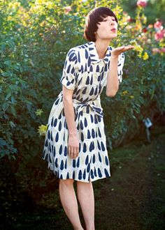 Orla Kiely, for People Tree.