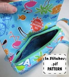 Your place to buy and sell all things handmade Purse Patterns, Pdf Sewing Patterns, Fanny Pack Pattern, Waist Pack, Zipper Bags, Baby Wearing, Bag Making, Making Ideas, Sewing Projects