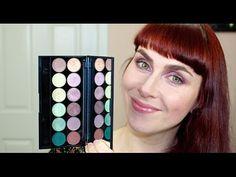 Sleek Makeup 'Garden of Eden' EyeShadow Palette Show & Tell. Sleek Makeup, Garden Of Eden, Show And Tell, Nail Care, Eyeshadow Palette, Pedicure, Make Up, Nails, Frame