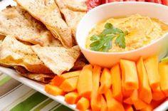 Trempette au curry, recettes.qc.ca