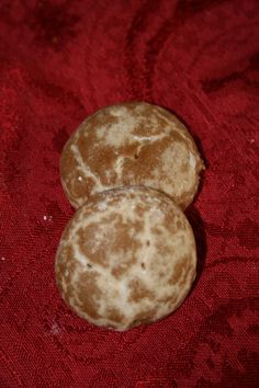 Perníčky - Spiced cookies