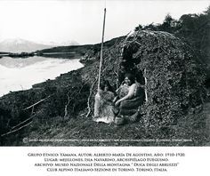Fueguinos Cultura Yagan Ushuaia, Patagonia, Australian Aboriginals, Melbourne Museum, Boat Design, American Indians, South America, Island, Mountains