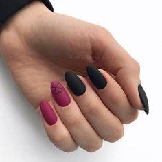 #lovenails #nailpolish #nailart #nails #ranails #ralac #rapaint #eurofashion #nailartistef #nailartistefap#матовый#черный#красный
